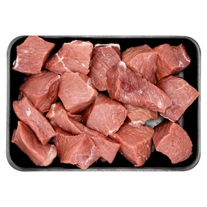 New Zealand Angus Cubes 500g Approx. Weight