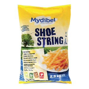Mydibel French Fries 2.5kg