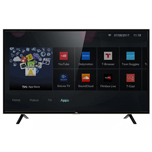 TCL Full HD Smart LED TV 40S62 40inch