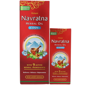 Himani Navratna Cool Herbal Oil 300ml + 100ml