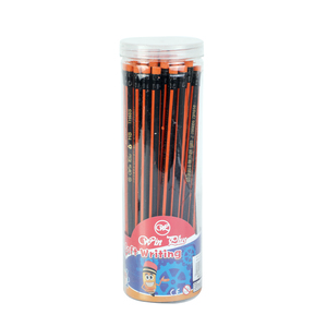 Win Plus HB-Pencil Astd 48s