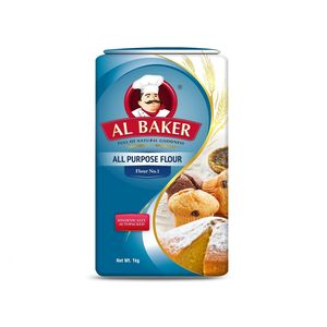 Al Baker All Purpose Flour No.1 1kg
