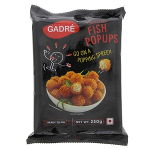 Gadre Imitation Fish Popcorn 250g