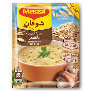 Maggi Oat with Mushroom Soup 65g