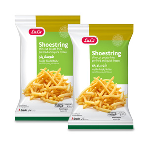 Lulu Shoe String French Fries 2x 1kg