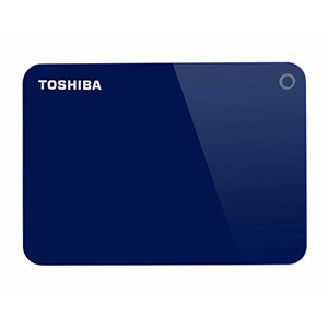 Toshiba Hard Disk Canvio Advance HDTC920 2TB Blue