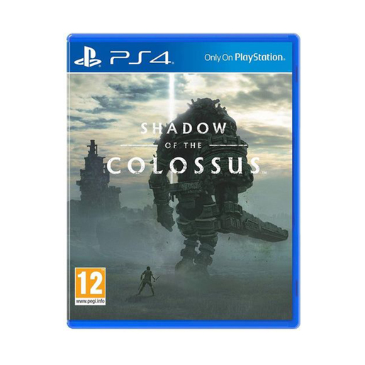 Shadow of the Colossus PlayStation 4