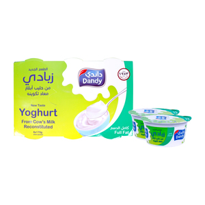 Dandy New Taste Yoghurt Full Fat 6 x 170g