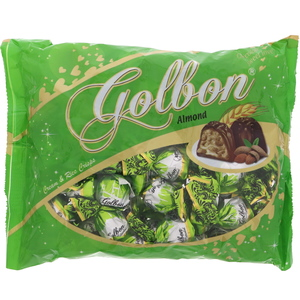 Golbon Chocolate With Almond Flavour 1kg