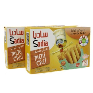 Sadia Mini Chef Chicken Fries 2 x 400g