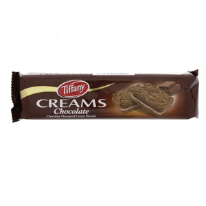 Tiffany Creams Chocolate Biscuit 90g