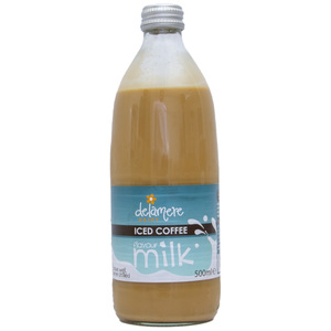 Delamere Flavour Milk Iced Coffee 500ml