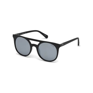 Guess Men's Sunglass 692601C52 Round Black
