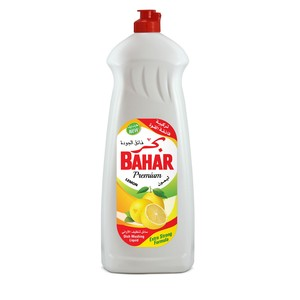 Bahar Premium Dish Washing Liquid Lemon 900ml