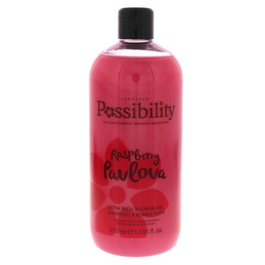 Possibility Raspberry Pavlova Ultra Rich Shower Gel 510ml