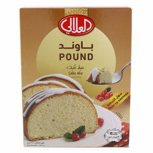 Al Alali Pound Cake Mix 481 Gm