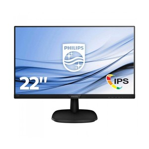 "Philips 22(21.5"" / 54.6 cm diag.) Inches LED Monitor [223V5]"
