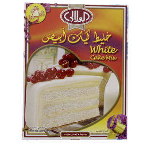 Al Alali White Cake Mix 524 Gm
