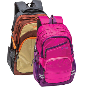 Wagon-R Teenage Backpack SN57611 Assorted Per pc