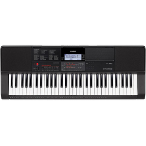 Casio Standard Keyboard CT-X700
