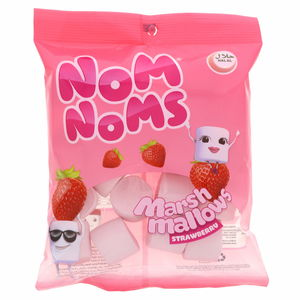Nom Noms Marsh Mallows Strawberry Candy 150g