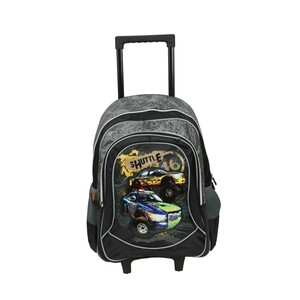 Shuttle School Trolley Bag HT63320-T 18inch