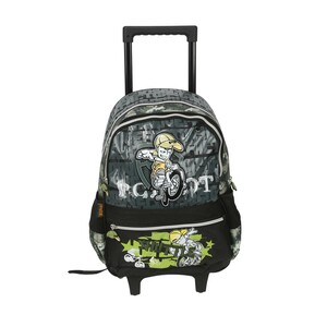 Shuttle School Trolley Bag HT3024-T 16inch