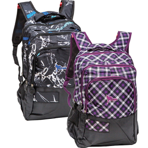 Eten Teenage Backpack B252-19BP 19in Assorted Per pc