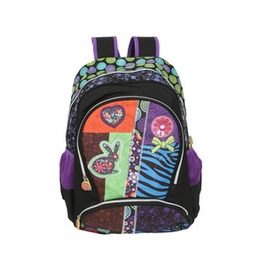 Dannie School Backpack HT9243-B 17inch