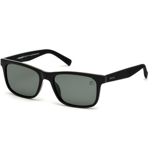 Timberland Men's Sunglass Rectangle TB914101R55
