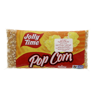 Jolly Time Yellow Pop Corn Bag 454g