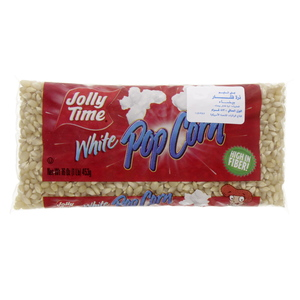 Jolly Time White Pop Corn 453g