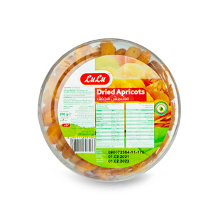 Lulu Dried Apricots 200g