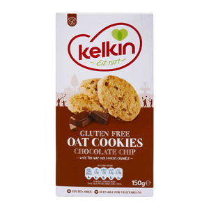 Kelkin Chocolate Chip Oat Cookies 150g