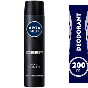 Nivea Men Deodorant Deep Spray 200ml
