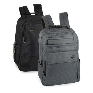 Wagon R Laptop Backpack BP-1787 Assorted Color 1pc