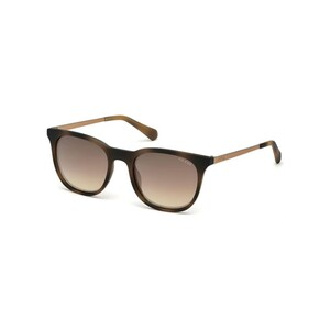 Guess Men's Sunglass 692053G53 Square Havana