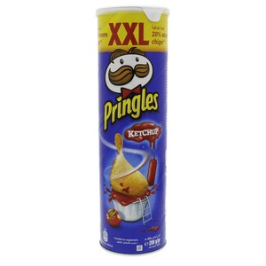 Pringles Ketchup Flavoured Chips XXL 200g