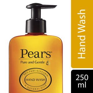 Pears Hand Wash Pure And Gentle 250ml