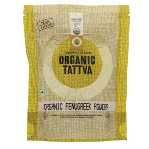 Organic Tattva Organic Fenugreek Powder 100g