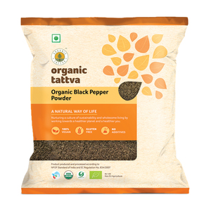 Organic Tattva Organic Black Pepper Powder 100g