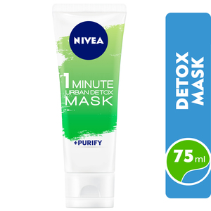 Nivea Essentials Face Mask White Clay And Magnolia Extract + Purify 75ml