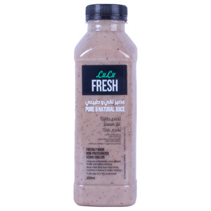 Lulu Fresh Strawberry And Dates Milk Shake 500ml