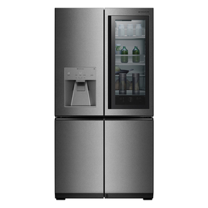 LG SIGNATURE InstaView Door-in-Door Side By Side Refrigerator GR-X33FGNGL 950Ltr