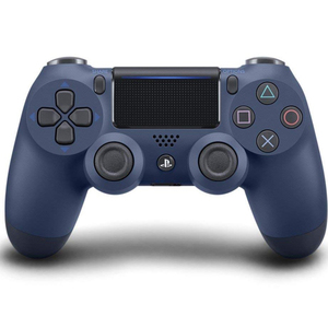 Sony PlayStation DualShock 4 Controller Midnight Blue