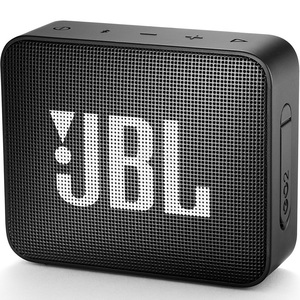 JBL Portable Bluetooth Speaker JBLGO2 Black