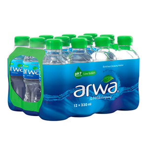Arwa Water 330ml