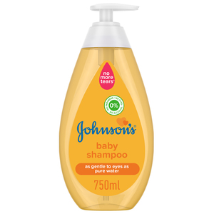 Johnson's Shampoo Baby Shampoo 750ml