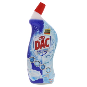 Dac Toilet Cleaner Fresh Mint 750ml