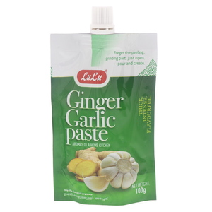 Lulu Ginger Garlic Paste 100g